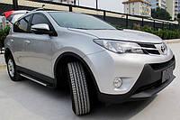 Подножки для Toyota Rav4 2013+, фото 1