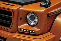 Рамки с DRL на фары Mercedes G W461/463, фото 1
