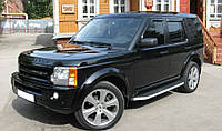 Пороги Land Rover Discovery 3