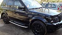 Пороги Range Rover Sport, фото 1