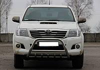 Кенгурятник Toyota Hilux, фото 1