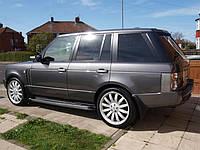 Пороги Range Rover Vogue