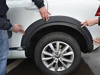 Расширители арок VW Touareg 2010+, фото 1