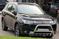 Кенгурятник Mitsubishi Outlander 2012+