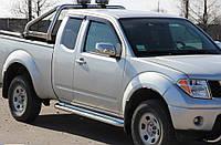 Пороги Nissan Navara, фото 1