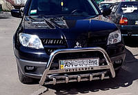 Кенгурятник Mitsubishi Outlander 2003+