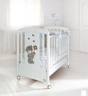 Кроватка Baby Expert LETTINO AMBROGIO, фото 2