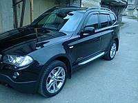 Пороги BMW X3 E83