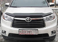Дефлектор капота EGR Toyota Highlander 2014+