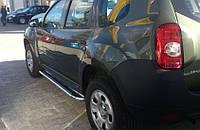 Пороги Dacia Duster
