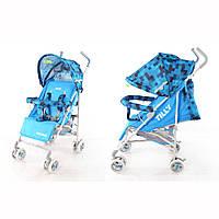 Детская коляска-трость TILLY Walker ( BLUE)