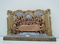 Тайная вечеря (бронзовий стіл) підсвічник