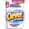 Пятновыводитель для белого Clever Attack 60 гр. (сошетка)
