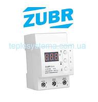 Реле напряжения ZUBR D25,однофазное (DS Electronics, Украина)