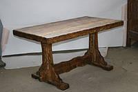 Столы, лавки и комплекты из натурального дерева