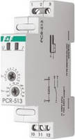 Аверсивное реле времени PCR-513 UNI 12-264В 10А 1S (РЧ-513 УНИ) F&F