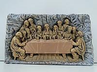 Тайная вечеря (бронзовий стіл) статуетка