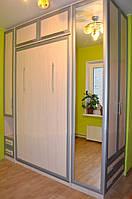 Шкаф-кровать в интерьере , фото 1