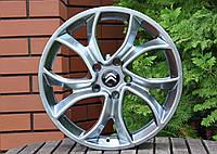 Литые диски R17 5х114.3, купить литые диски на CITROEN C-CROSSER KIA, авто диски Ситроен С7
