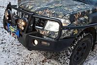 Бампер ARB Nissan Navara, фото 1