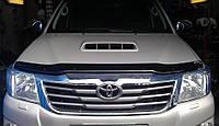 Дефлектор капота EGR Toyota Hilux, фото 1