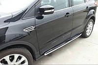 Пороги Ford Kuga 2013+