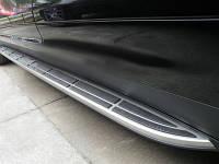 Пороги Porsche Cayenne 2010+
