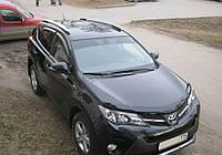 Оригинальные рейлинги на Toyota Rav 4 2013+