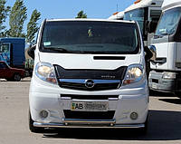 Дефлектор капота Opel Vivaro