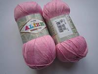 Пряжа для вязания Бамбук файн 194 светло розовый