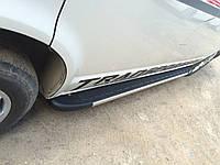 Пороги Duru Toyota Hilux, фото 1