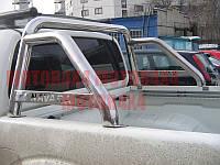 Защитные дуги в кузов Навара