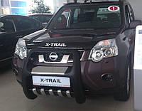 Кенгурятник высокий Nissan X-Trail T31