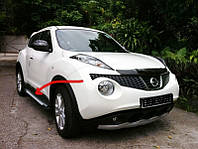 Пороги Nissan Juke, фото 1