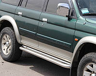 Подножки Nissan X-Trail T30