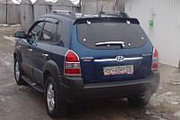 Хром на задние фонари Hyundai Tucson