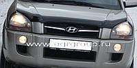 Дефлектор капота EGR Hyundai Tucson