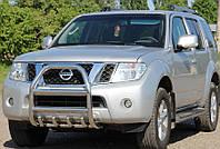 Кенгурятник высокий Nissan Pathfinder