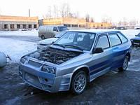 """Передний бампер ВАЗ 2108-21099 """"Эволюшен"""""""