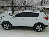 Дефлекторы окон SIM Kia Sportage 2010+