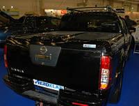 Крышка Aeroklas Nissan Navara, фото 1