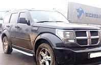 Пороги Alyans Dodge Nitro