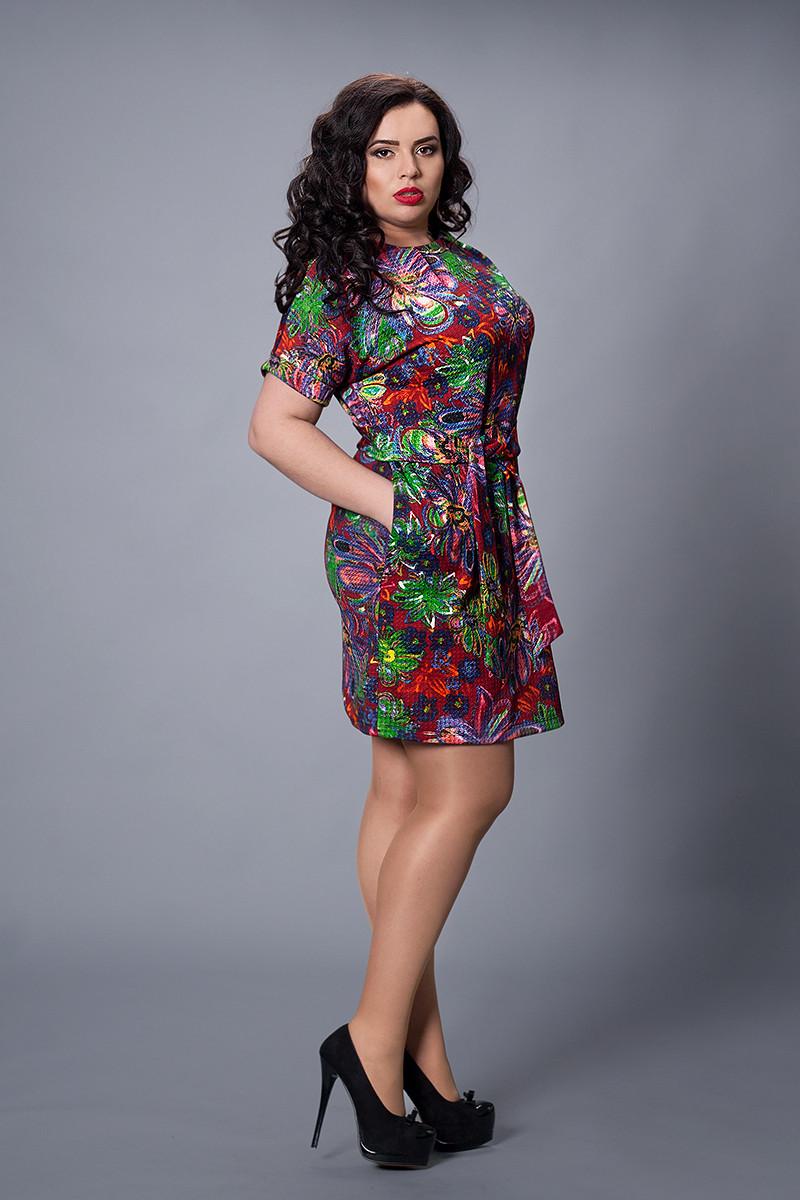 Платье мод №251-13, размер 48,