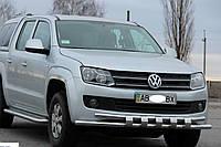 Защита бампера для VW Amarok, фото 1