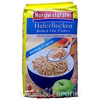 Овсяные хлопья Nordwaldtaler Haferflocken 500g