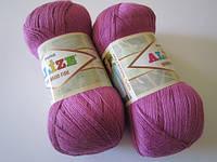 Пряжа для вязания Бамбук файн 46 флокс