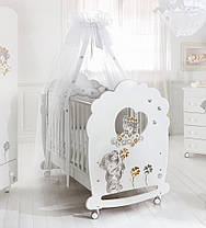 Комплект мебели для детской комнаты Baby Expert MERAVIGLIA, фото 2