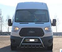 Кенгурятник Ford Transit 2015+, фото 1