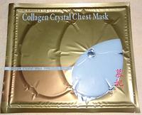Коллагеновые маски с гиалуроновой кислотой - эффект пластики за 20 мин. Омолаживающая, Без ограничений, для груди, Возрастные изменения, Китай, Пакетик, белая