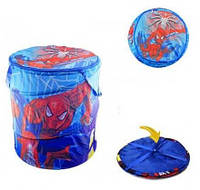 Корзина для игрушек Человек-паук 45х50 см (19-005)